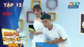 Khẩu Vị Ngôi Sao Mùa 7 - 2020 Tập 12 : Ngọc Trai tiết lộ thích ăn món đường phố