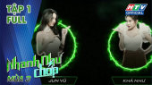 Nhanh Như Chớp 2020 Tập 01 : Khả Như, Gin có may mắn khi lập đội với Dương Lâm?