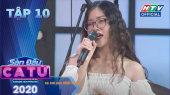 """Sàn Đấu Ca Từ Mùa 5 Tập 10 : Minh Xù thất vọng vì Gia Huy và Mina Phan """"chơi cho vui"""""""