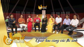 Vọng Cổ Online 2020 Chuông Vàng Thanh Toàn giao lưu cùng 7 thí sinh tại buổi ghi hình thứ hai