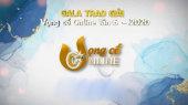 Vọng Cổ Online 2020 Trực tiếp : Gala Giao lưu Vọng Cổ Online 2020
