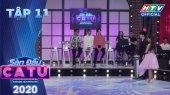 Sàn Đấu Ca Từ Mùa 5 Tập 11 : Sam và Ngô Kiến Huy công khai tranh giành trai đẹp Hải Nam