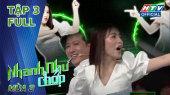 Nhanh Như Chớp 2020 Tập 03 : Rapper Khói nhút nhát trước Puka, Viruss, PewPew, Quỳnh Anh, LynkLee