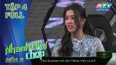 Nhanh Như Chớp 2020 Tập 04 : Ngọc Thảo dở khóc dở cười khi đứng giữa BB Trần - Hải Triều