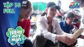 Ngày May Mắn Tập 15 : Ngọc Lan làm cô xe ôm kiếm tiền giúp chú Tấn Phát