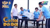 Cơ Hội Đổi Đời Tập 03 : Lê Giang, Việt Hương xót lòng khi thấy ông bà nén cơn đau kiếm tiền nuôi cháu