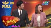 Bí Kíp Vàng Mùa 2 Tập 20 : Miko Lan Trinh lần đầu cùng người yêu Kenji tham gia gameshow