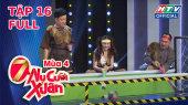 7 Nụ Cười Xuân Mùa 4 Tập 16 : Lanh cách mấy Yuno Bigboi và Ricky Star cũng chào thua Vỹ Dạ - Ngân