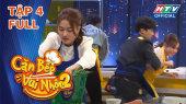 Căn Bếp Vui Nhộn Mùa 2 Tập 04 : Nhung Gumiho lãnh hậu quả vì sự sáng tạo của Anh Tú