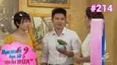 Hẹn Ăn Trưa Tập 214 : Mạnh Hiếu - Minh Trang