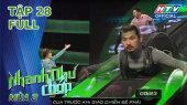 """Nhanh Như Chớp 2020 Tập 28 : """"Trai ngoan"""" Bi Long xuất hiện, Hari Won hóa công chúa"""