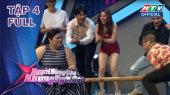 Người Hùng Của Những Ngôi Sao Tập 04 : VĐV Đinh Kim Loan nâng tạ 100kg khiến Bảo Yến Rosie trầm trồ