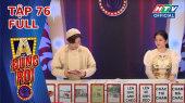 """A Đúng Rồi Tập 76 :  Tăng Phúc rủ rê Dương Lâm về nhà chơi, bất ngờ với nhan sắc """"mẹ"""" Lâm Vỹ Dạ"""