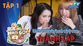 """Bữa Ngon Nhớ Đời Tập 01 : Thiều Bảo Trâm thừa nhận mình có """"lộc ăn"""""""