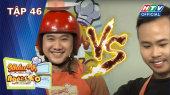 Khẩu Vị Ngôi Sao Mùa 7 - 2020 Tập 46 :  MC Ngọc Tiên chọn bún bò hay bánh xèo