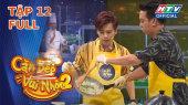 Căn Bếp Vui Nhộn Mùa 2 Tập 12 : Khả Như khoe tài nấu ăn cho bạn trai Hàn Quốc