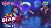 Ca Sĩ Bí Ẩn Mùa 5 Tập 05 : Lynk Lee - Puka rạn nứt tình chị em?