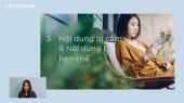 """Khóa học """"Tăng Trưởng Facebook"""" EPS 4 - Nội Dung Bị Cấm & Hạn Chế"""
