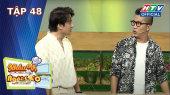"""Khẩu Vị Ngôi Sao Mùa 7 - 2020 Tập 48 :  """"Thính"""" bay ngập trời trước diễn viên Khắc Minh"""