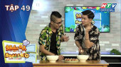 Khẩu Vị Ngôi Sao Mùa 7 - 2020 Tập 49 :  Nghi vấn Hoàng Rapper mặc áo đôi cùng Nam Hee