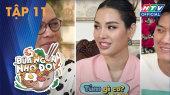 Bữa Ngon Nhớ Đời Tập 11 : Jolie Phương Trinh trả lời câu hỏi bao giờ lấy chồng?