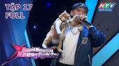 Người Hùng Của Những Ngôi Sao Tập 17 : Rapper đem mèo lên sân khấu nhờ giám khảo giữ