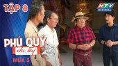 Phú Quý Du Ký Mùa 3 Tập 08 : Người dân Phước Hải thờ cúng Cá Ông