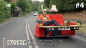 Bứt Phá Tập 04 : Edd China and his wacky record-breaking vehicles