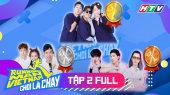 """Running Man 2 Tập 02 : Jun Phạm thành át chủ bài cùng """"thánh ngơ"""" Đức Phúc"""