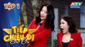 Tiếp Chiêu Đi Chờ Chi Tập 01 : Việt Hương tiết lộ lý do vì sao Nam Em ế