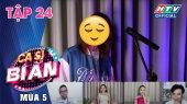 Ca Sĩ Bí Ẩn Mùa 5 Tập 24 : Ngỡ ngàng với giọng hát Chu Thúy Quỳnh