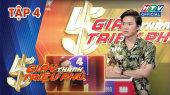 5 Giây Thành Triệu Phú Tập 04 : La Thành hoang mang ngay câu hỏi đầu tiên