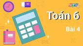 Kết Nối Tri Thức - Môn Toán Lớp 6 Bài 4 : Hình bình hành, hình thang cân
