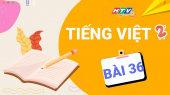 Lớp 2 Chăm Ngoan - Tiếng Việt Bài 36 : Viết tin nhắn