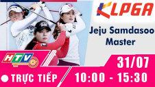 Trực tiếp : Giải Golf KLPGA Jeju Samdasoo Masters 2021