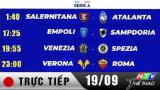 Trực Tiếp : Giải Serie A