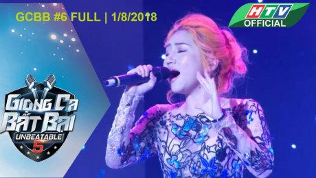 Xem Show TV SHOW Giọng Ca Bất Bại Tập 06 : Hoa khôi Bolero Lệ Ngọc hát hit của Chi Pu HD Online.