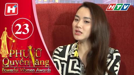 Xem Show TV SHOW Phụ Nữ Quyền Năng Tập 23 : MC Quỳnh Hoa, Người Mẫu Diễn Viên Trang Nhung HD Online.