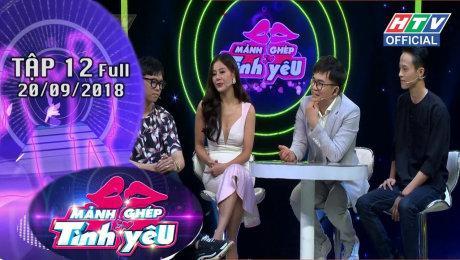 Xem Show TV SHOW Mảnh Ghép Tình Yêu Tập 12 : Kay Trần tự nhận khô cằn khi đối mặt 2 người đẹp HD Online.