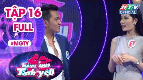 Xem Show TV SHOW Mảnh Ghép Tình Yêu Tập 16 :  Đại Nghĩa muốn cạnh tranh công bằng với Lý Bình, R.Tee HD Online.