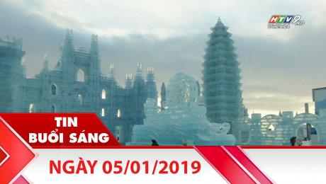 Xem Clip Bản Tin Buổi Sáng 05/01/2019 HD Online.