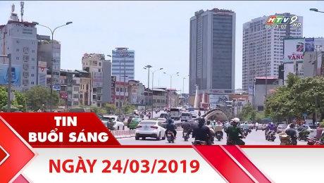 Xem Clip Bản Tin Buổi Sáng 24/03/2019 HD Online.