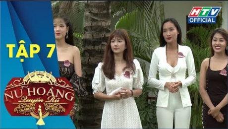 Xem Show TV SHOW Nữ Hoàng Quyến Rũ Tập 07 : Thanh Ngân bật khóc vì đối mặt với thử thách sở đoản HD Online.