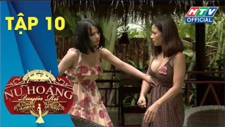 """Xem Show TV SHOW Nữ Hoàng Quyến Rũ Tập 10 : Chuyện tình tay ba trong tác phẩm """"Xúc xắc tình yêu"""" HD Online."""