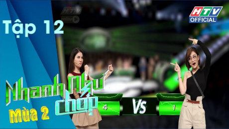 Xem Show TV SHOW Nhanh Như Chớp - Mùa 2 Tập 12 : Trí tuệ của ST được nhiều người công nhận HD Online.