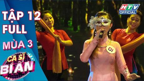 Xem Show TV SHOW Ca Sĩ Bí Ẩn Mùa 3 Tập 12 : Lâm Khánh Chi ngửi để nhận biết ai là ca sĩ HD Online.