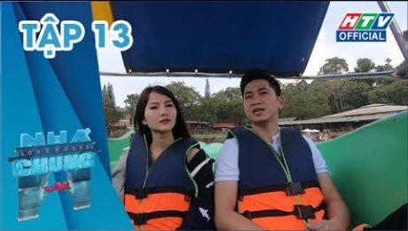 Xem Show TRUYỀN HÌNH THỰC TẾ Ngôi Nhà Chung Mùa 8 Tập 13 : Em hư lắm nha HD Online.