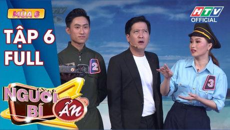 Xem Show TV SHOW Người Bí Ẩn Mùa 6 Tập 06 : Bà Tân Vlog đem mẹt đồ ăn siêu to khổng lồ lên tivi HD Online.