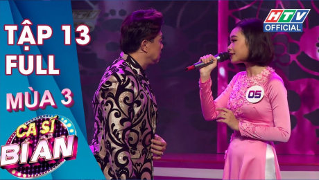 Xem Show TV SHOW Ca Sĩ Bí Ẩn Mùa 3 Tập 13 : Việt Hương kỷ niệm 10 năm gắn bó cùng Chí Tài HD Online.