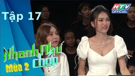 Xem Show TV SHOW Nhanh Như Chớp - Mùa 2 Tập 17 : Bé Bỉnh nói chuyện đậm đà khiến người nghe nể phục HD Online.